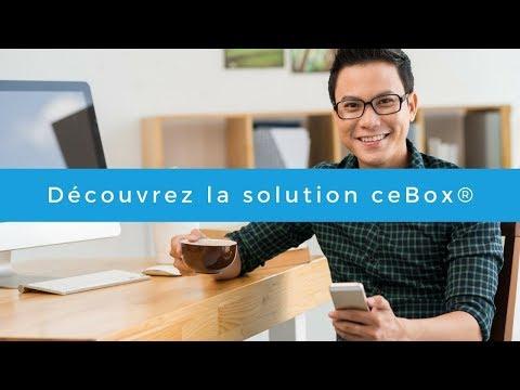 La puissance d'un PC, l'intelligence des solutions de gestion centralisée : ceBox® by Wisper !