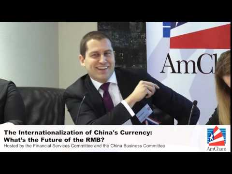 The Internationalization of China's Currency: What's the Future of the RMB? Dec 3