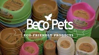 BecoPets обзор новых мисок для котиков