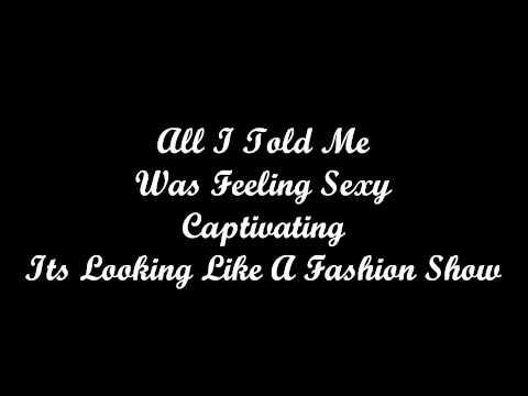 Fashion Show - Cory Lee - Lyrics