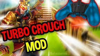 CARNAGE WITH THIS MOD!! Turbo Crouch! Strike Pack Fortnite