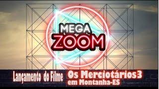 Lançamento do Filme MERCIOTÁRIOS - A ORIGEM DO COBRA - TV MEGA ZOOM