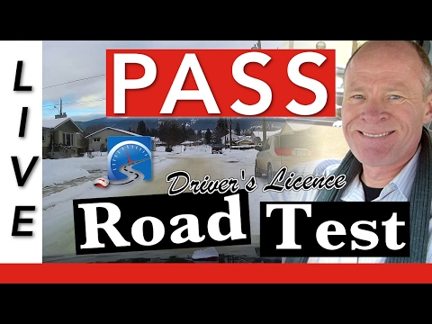 How to Pass Your Driver's License Road Test | ROAD TEST Smart