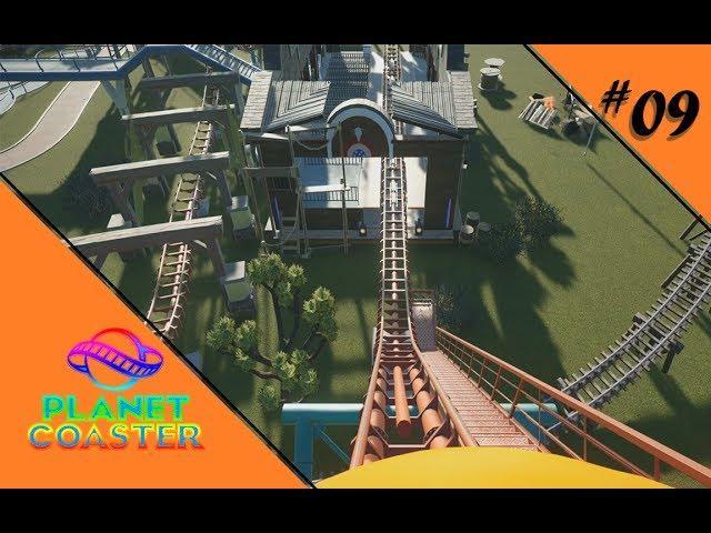 IM WESTEN VIEL NEUES 🎢 Let's Play Planet Coaster #09