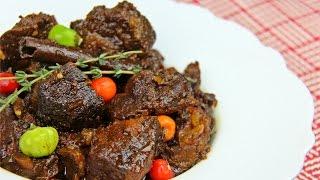 Simple Guyanese Pepperpot Recipe