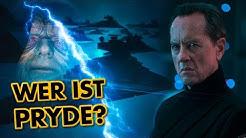 Was steckt hinter General Pryde aus Episode 9?
