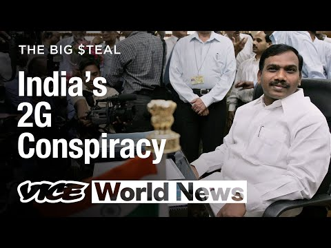 How Officials Allegedly Stole Billions in India's Biggest Mobile Network Scam | The Big Steal