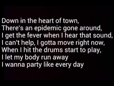 We wanna lyrics- Alexandra Stan & Inna
