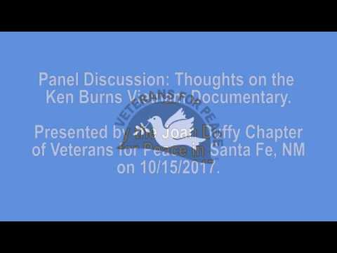 Thoughts on the Ken Burns Vietnam Documentary - Veterans for Peace