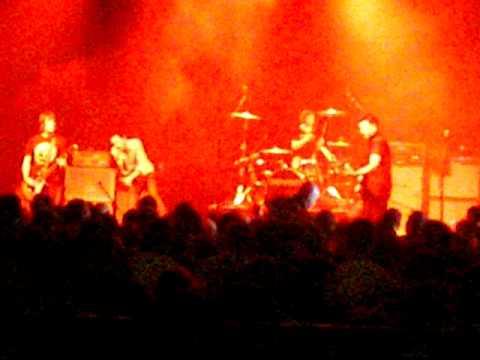 Shed 7  Disco Down  live at HMV Forum , 181209