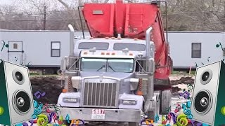 Dump Truck Song for Children - Kids Truck Music Video