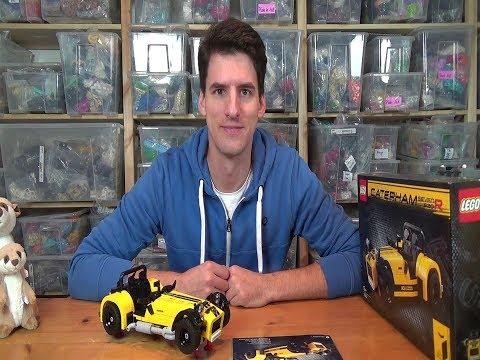 LEGO® Ideas 21307 - Caterham Seven 620R