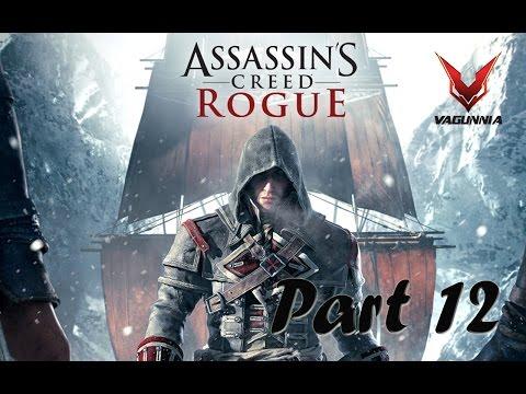 Assassin's Creed Rogue (Part 12) คราวนี้ถึงตาสังหารนักฆ่าหญิงซะเเล้วสิ