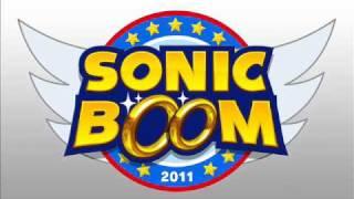 Sonic Boom 2011: Theme of City Escape (Classic)