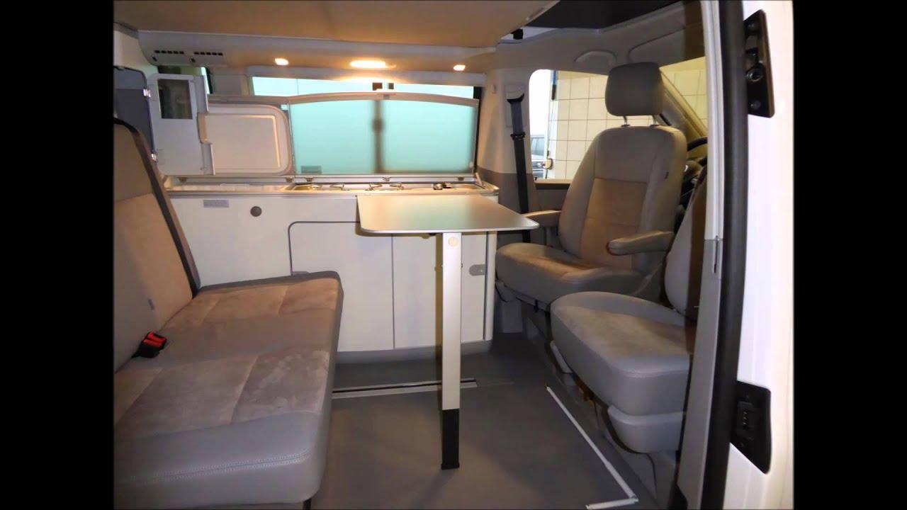 vw california center schweiz t5 comfortline edition youtube. Black Bedroom Furniture Sets. Home Design Ideas