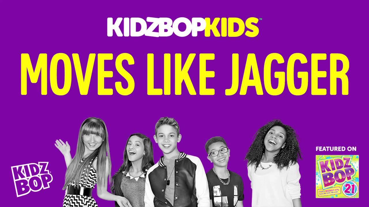 KIDZ BOP Kids - Moves Like Jagger (KIDZ BOP 21) - YouTube