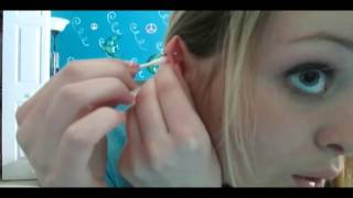 How To Clean Your Cartilage Piercing