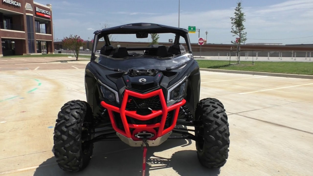 Can Am X3 For Sale >> 000705 2017 Can Am Maverick X3 100r Turbo R Ds Used Motorcycles For Sale