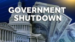 Government Shut Down: Warning Sign in the Stock Market -- Investing Education and Wall Street News
