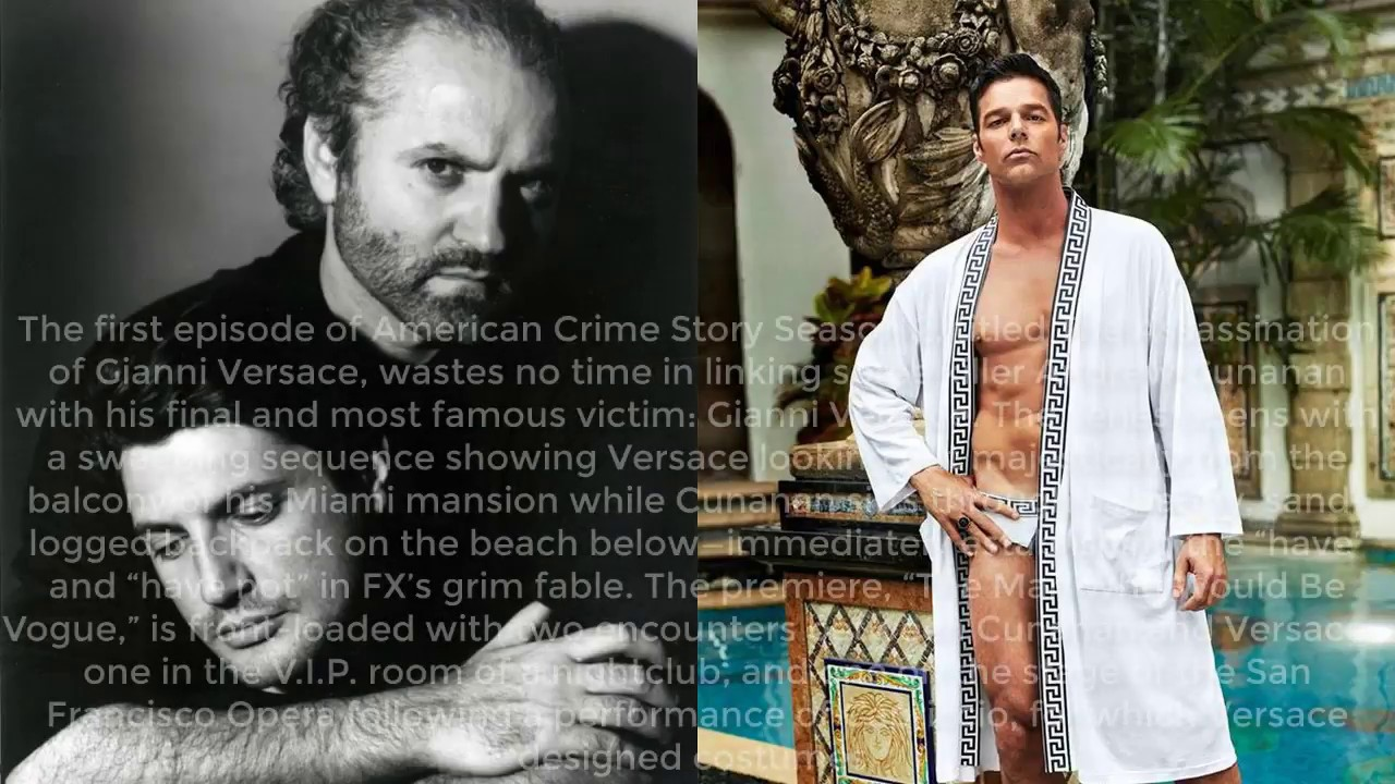 The Truth About Gianni Versace and Andrew Cunanan's Relationship