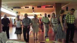 Танцы Испанских пенсионеров