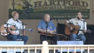 Tut Taylor - Turn Your Radio On - John Hartford Memorial Festival 6/2/2011