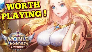Mobile Legends: Adventure - First Impressions