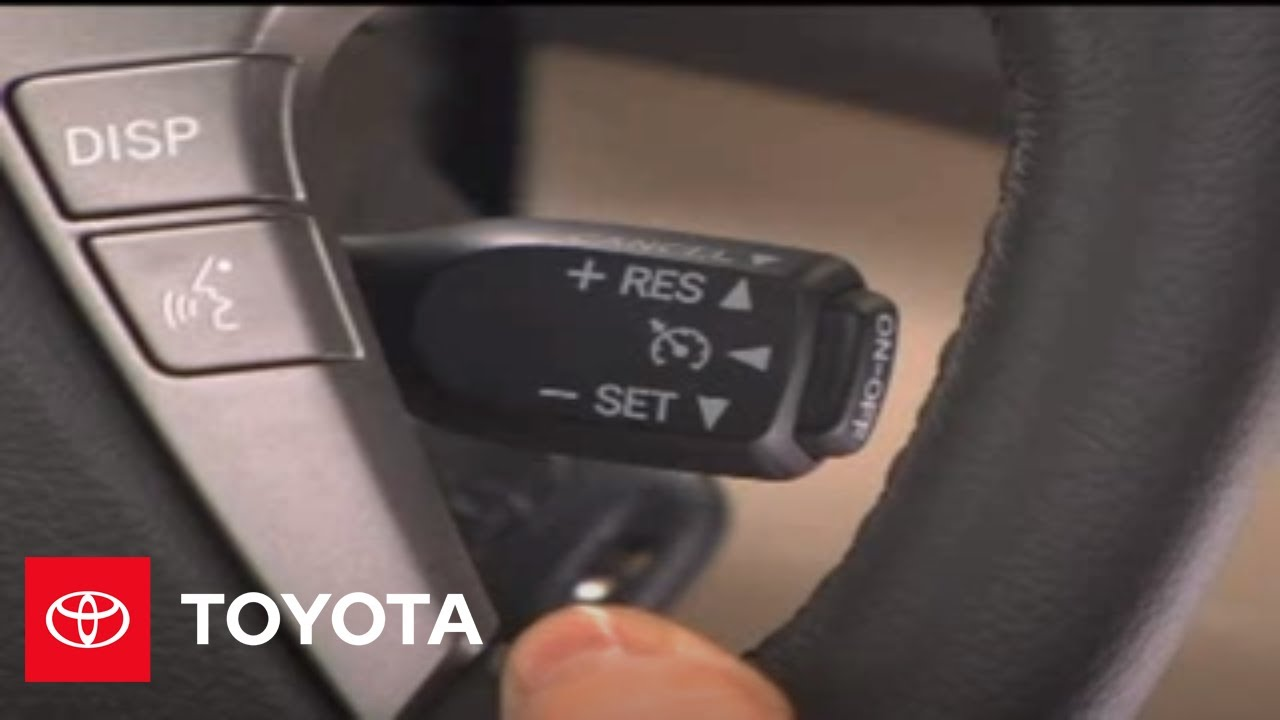 Toyota Highlander Owners Manual: Downhill assist controlsystem