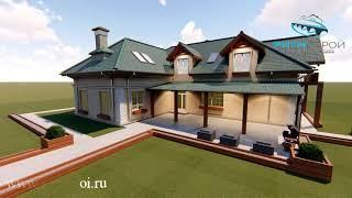 Проектирование домов. 3D моделирование