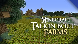 Talkin bout - Medieval farms in Minecraft
