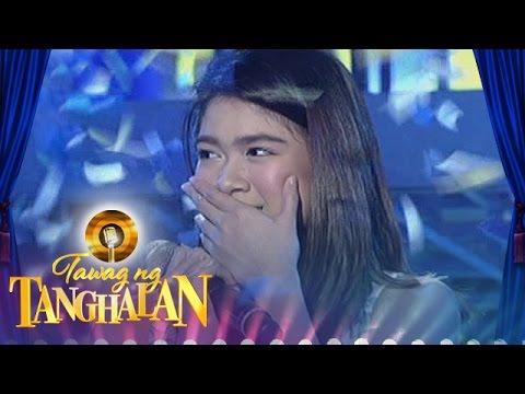 Tawag ng Tanghalan: Mary Gidget Dela Llana is the new defending champion!