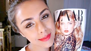 Chic & Glamorous Makeup! ♡ Harper's Bazaar Inspired Thumbnail