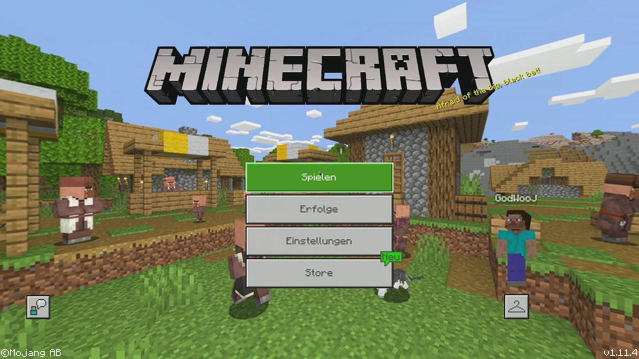 ep.1 Minecraft Java vs Bedrock ♣BigAgg GER - YouTube