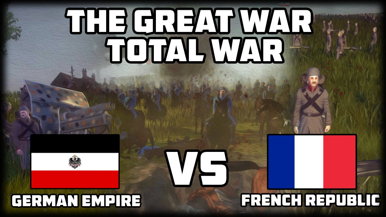 in what ways was ww1 a total war