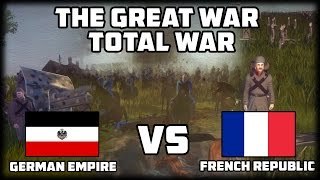 CAVALRY V MACHINE GUNS! The Great War: Total War - WW1 Mod