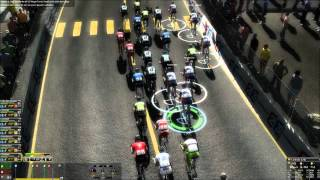 Pro Cycling Manager 2012 - gameplay [HD]