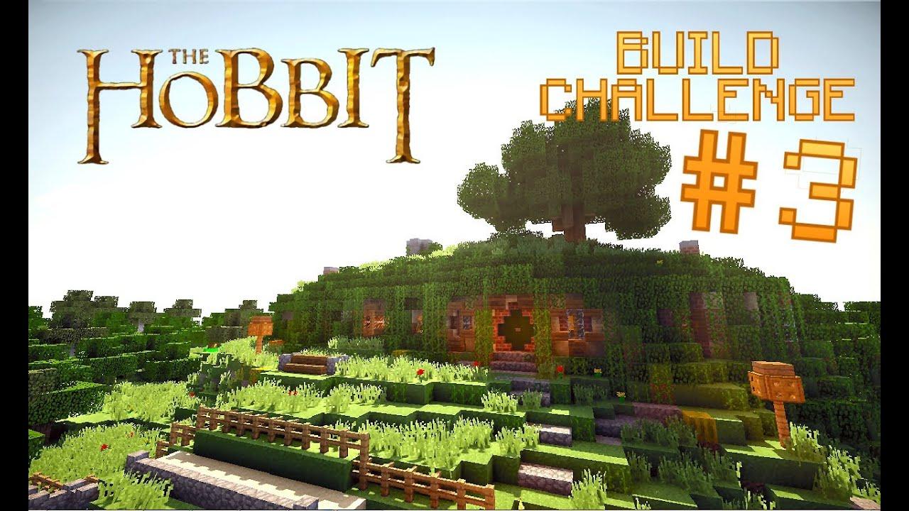 Build Challenge 3  Bag End The Hobbit  YouTube