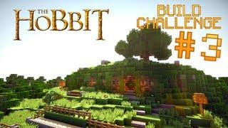 "Build Challenge #3 : Bag End ""The Hobbit"""