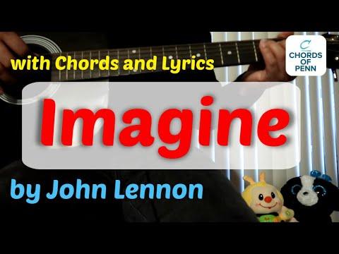 imagine-by-john-lennon- -guitar-chords-and-lyrics