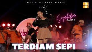 Syahiba Saufa - Terdiam Sepi | Andaikan Waktu Bisa Kuputar Kembali (Official Live Music)