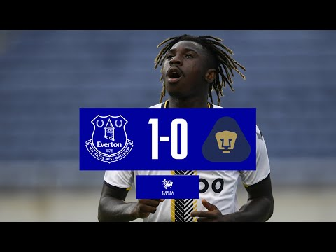 MOISE KEAN SCORES AS THE TOFFEES WIN AGAIN IN USA! | HIGHLIGHTS: EVERTON 1-0 PUMAS