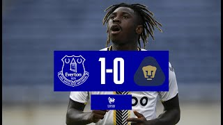 MOISE KEAN SCORES AS THE TOFFEES WIN AGAIN IN USA!   HIGHLIGHTS: EVERTON 1-0 PUMAS