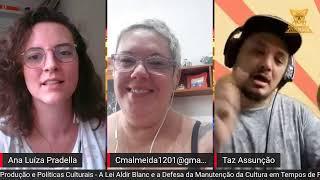 Ana Luiza Pradella e Cintia Maria de Almeida - LAB e a Defesa da Manutenção da Cultura