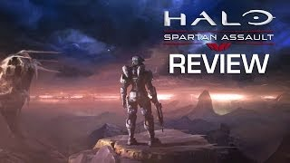 Halo: Spartan Assault - Review (Xbox One)