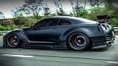 NISSAN GTR R35 Big Turbo & Exhaust Sounds!!!