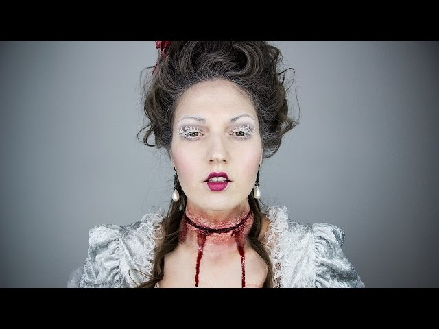 15 of the Best Scary-Chic Halloween Makeup Tutorials on YouTube ...