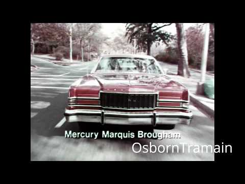 1974 Mercury Marquis Commercial with Robert Lansing & Jennefer O