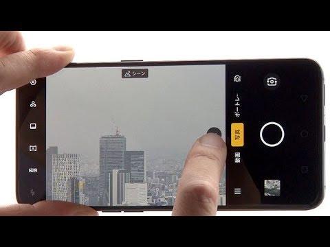 スマホカメラは望遠で勝負 OPPOが「10倍ズーム」発売