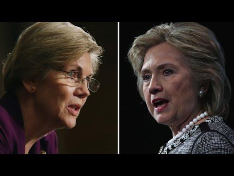 Inside Politics: Clinton vs. Warren in 2016?