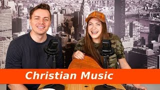 Christian Music Podcast with Leanna Crawford